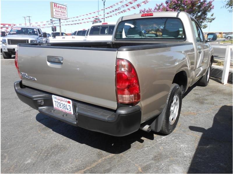 Toyota Tacoma Regular Cab 2006 price $16,995
