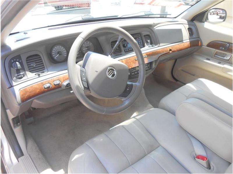 Mercury Grand Marquis 2006 price $7,995