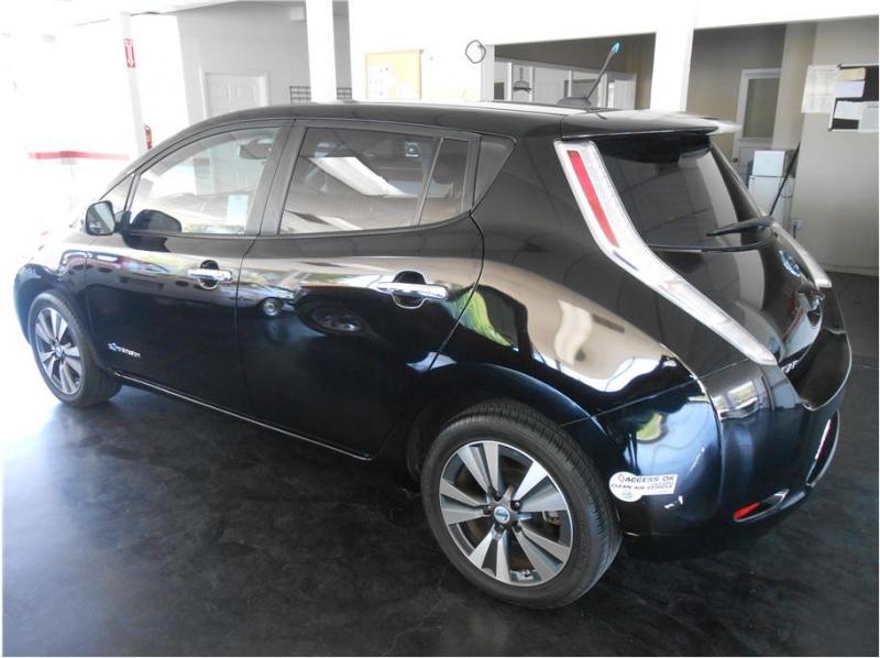 Nissan LEAF 2014 price $9,995