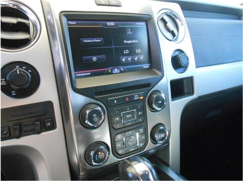 Ford F150 SuperCrew Cab 2013 price $27,995