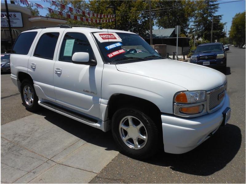 GMC Yukon 2005 price $10,995