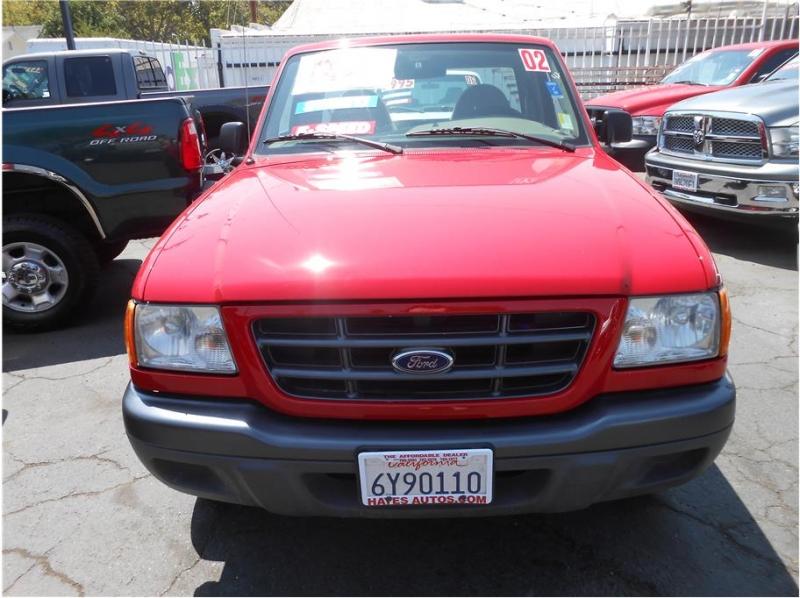 Ford Ranger Regular Cab 2002 price $8,995
