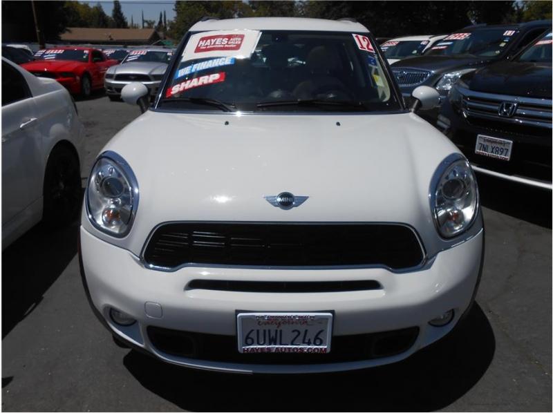 Mini Countryman 2012 price $10,995