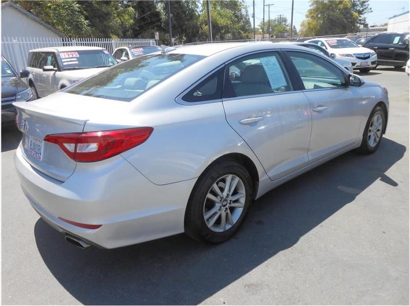 Hyundai Sonata 2017 price $14,995
