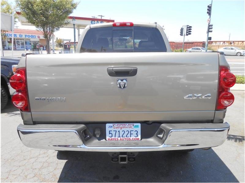 Dodge Ram 2500 Quad Cab 2007 price $39,995