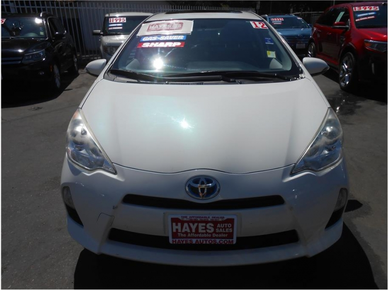 Toyota Prius c 2012 price $11,995