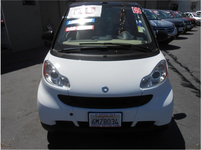 Smart fortwo 2009 price $7,995