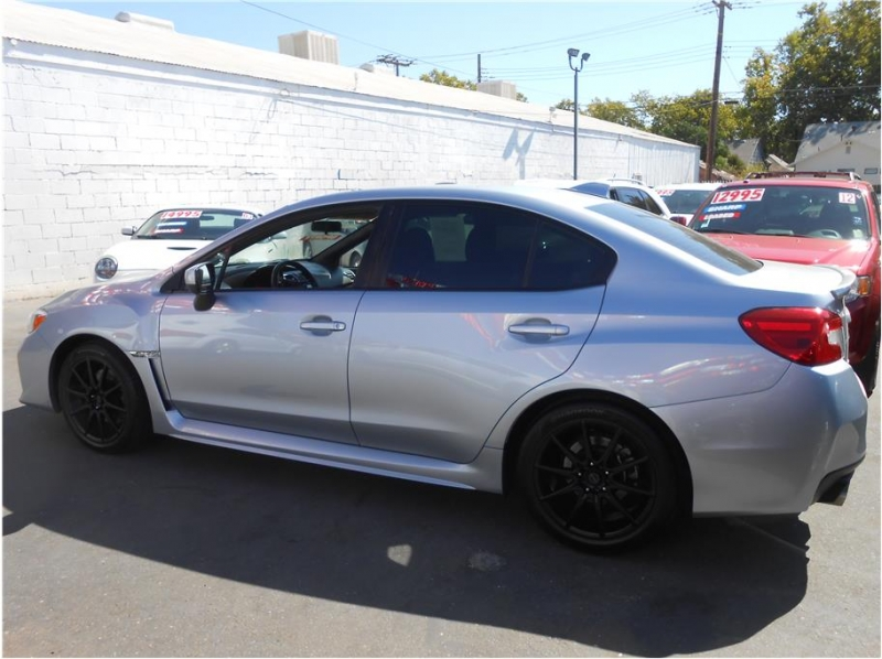 Subaru WRX 2016 price $18,995