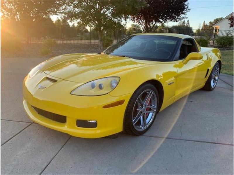 Chevrolet Corvette 2008 price $43,995