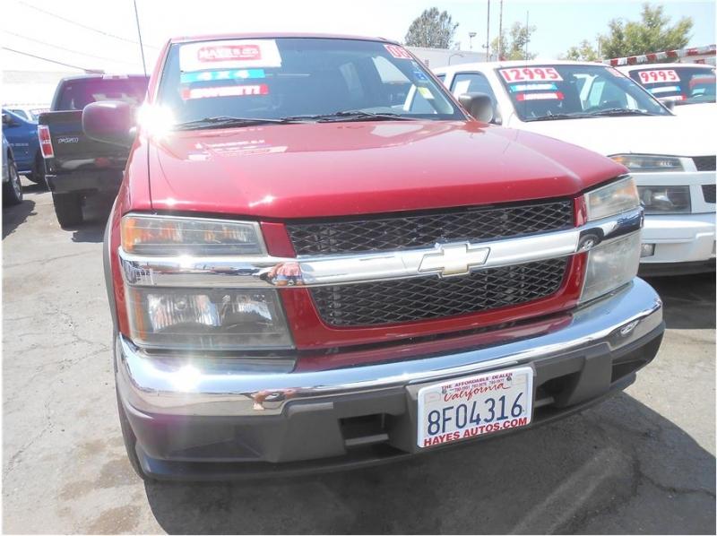 Chevrolet Colorado Crew Cab 2006 price $15,995