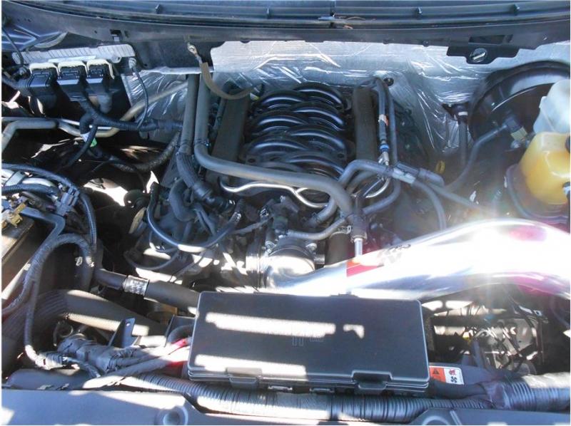 Ford F150 SuperCrew Cab 2014 price $25,995