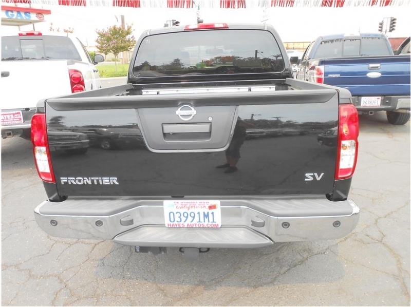 Nissan Frontier Crew Cab 2013 price $19,995