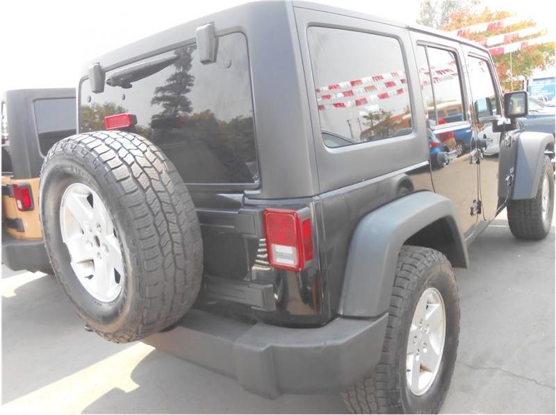 Jeep Wrangler 2012 price $23,995