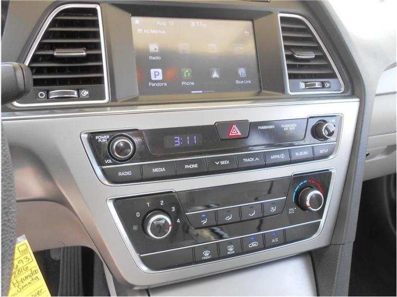 Hyundai Sonata 2016 price $15,995