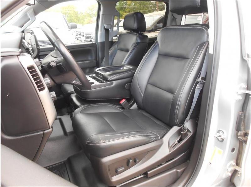 Chevrolet Silverado 1500 Crew Cab 2018 price $42,995