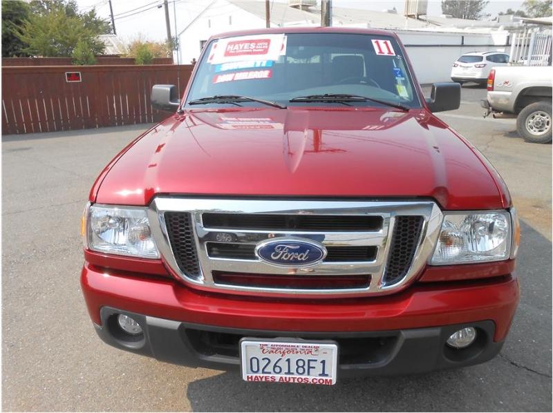 Ford Ranger Super Cab 2011 price $22,995