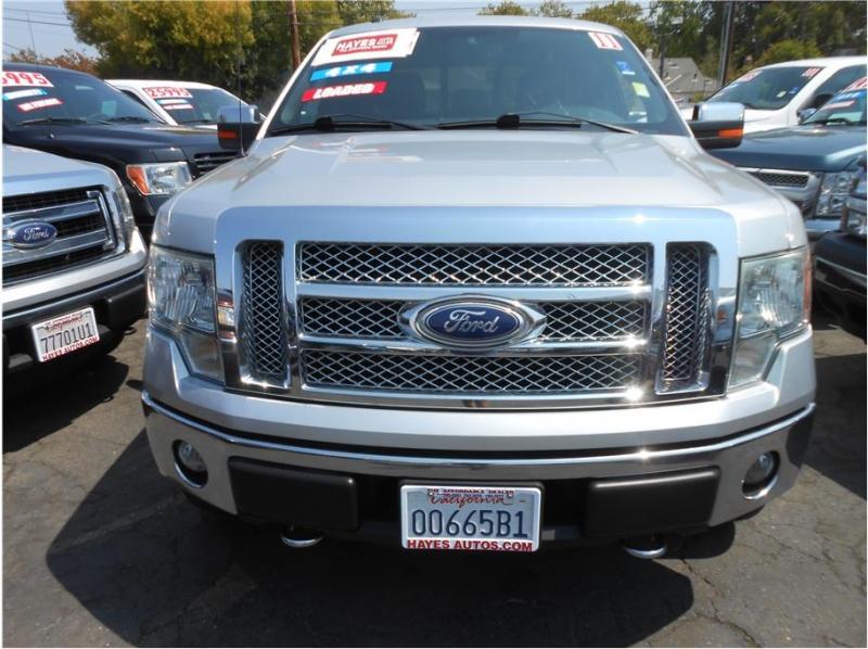 Ford F150 SuperCrew Cab 2011 price $21,995