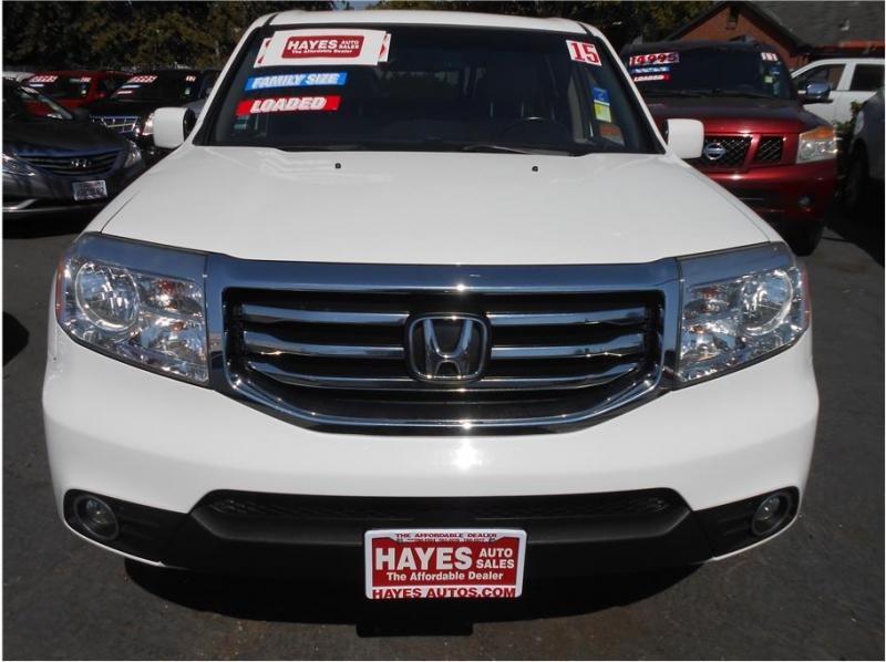 Honda Pilot 2015 price $24,995