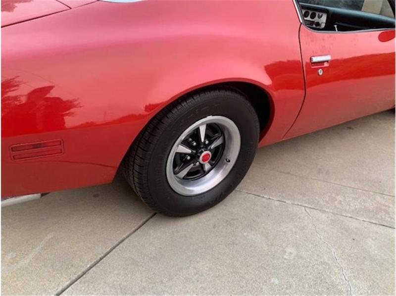 Pontiac firebird 1972 price $24,995