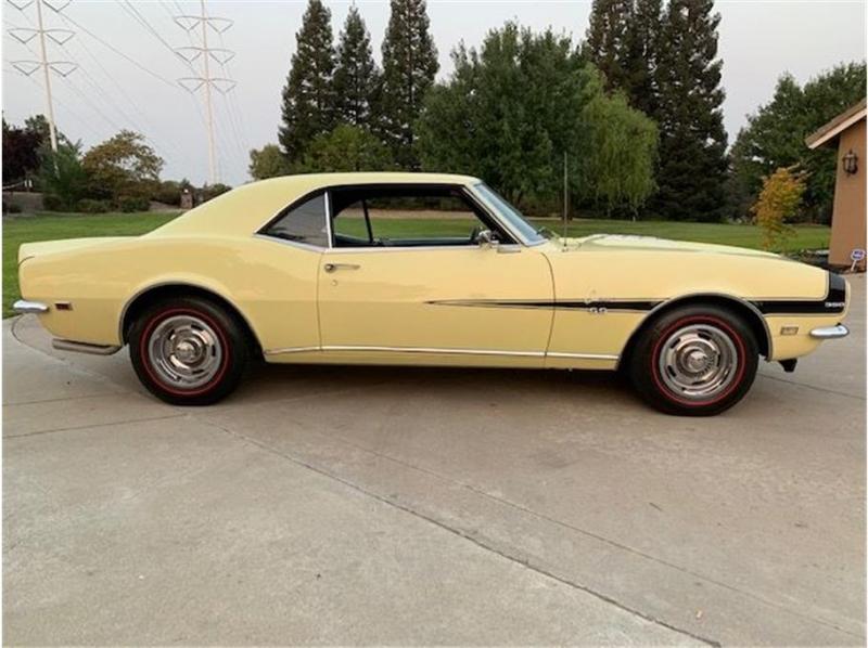 Chevrolet  1968 price $59,995