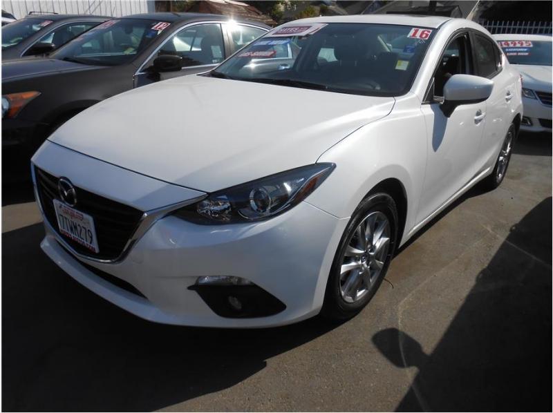 Mazda MAZDA3 2016 price $17,995