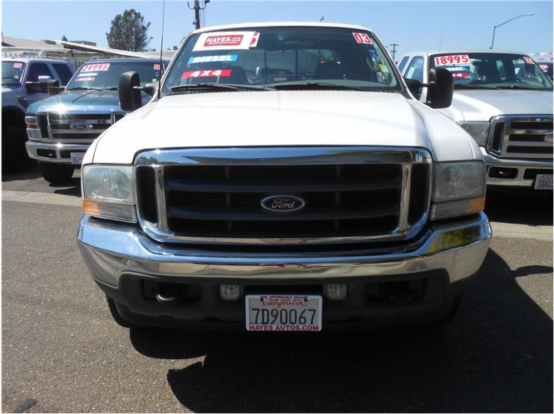 Ford F350 Super Duty Crew Cab 2003 price $16,995