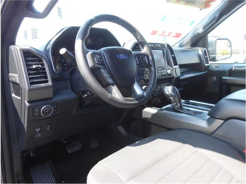 Ford F150 SuperCrew Cab 2018 price $39,995