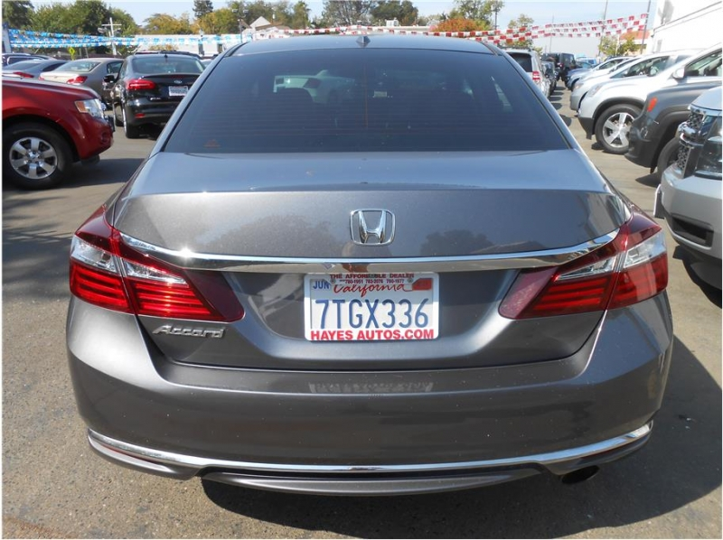 Honda Accord 2016 price $18,995