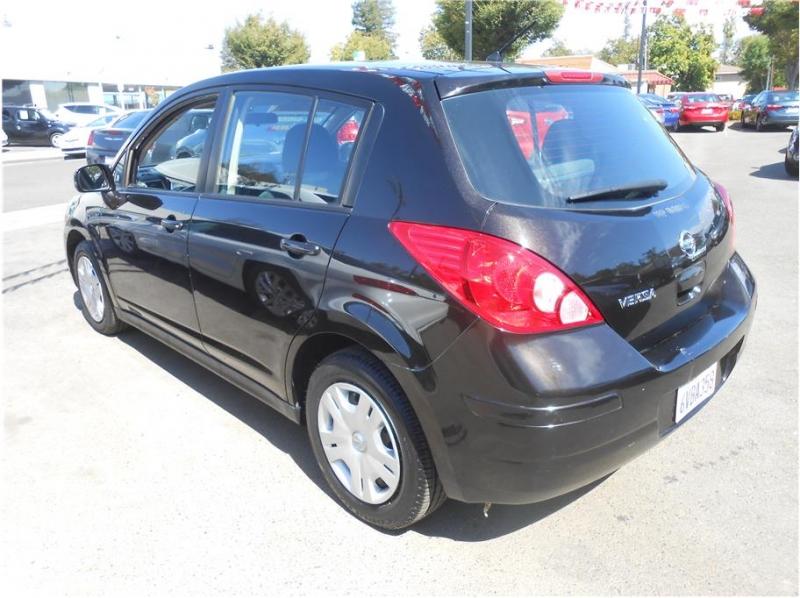 Nissan Versa 2012 price $9,995