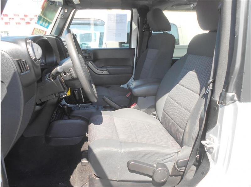 Jeep Wrangler 2011 price $19,995