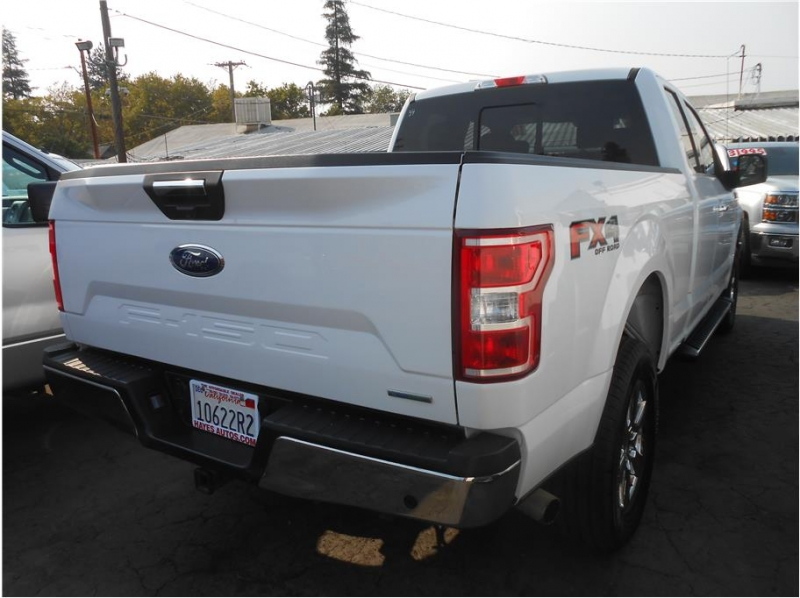 Ford F150 Super Cab 2018 price $28,995