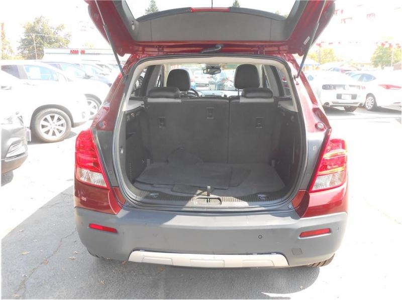 Chevrolet Trax 2016 price $12,995