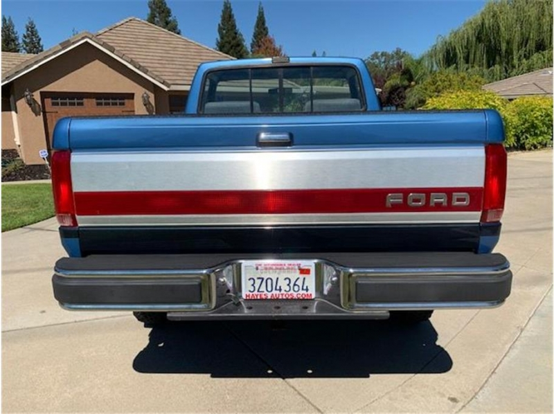 Ford F-150 1990 price $24,995