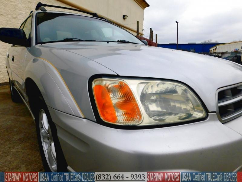 Subaru Baja 2005 price $7,899
