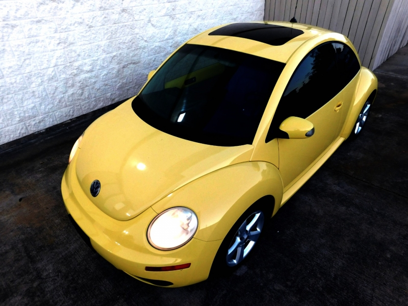 Volkswagen New Beetle Coupe 2006 price $6,845