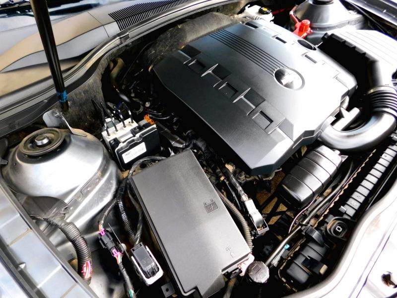 Chevrolet Camaro 2010 price $10,790