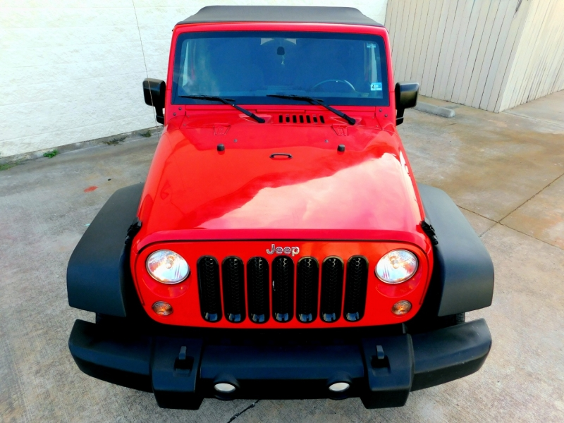 Jeep Wrangler 2014 price $20,995
