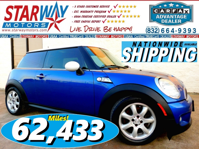 Mini Cooper Hardtop 2009 price $7,499