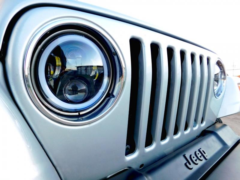 Jeep Wrangler 2005 price $11,800
