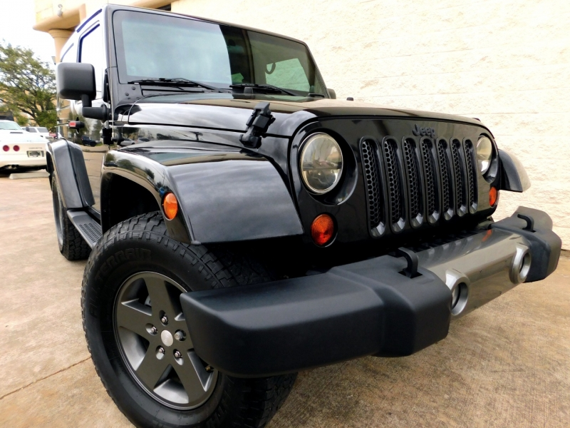 Jeep Wrangler 2011 price $18,450