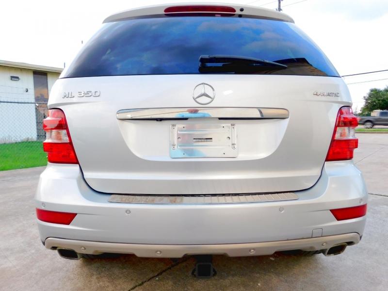 Mercedes-Benz M-Class 2009 price $10,499
