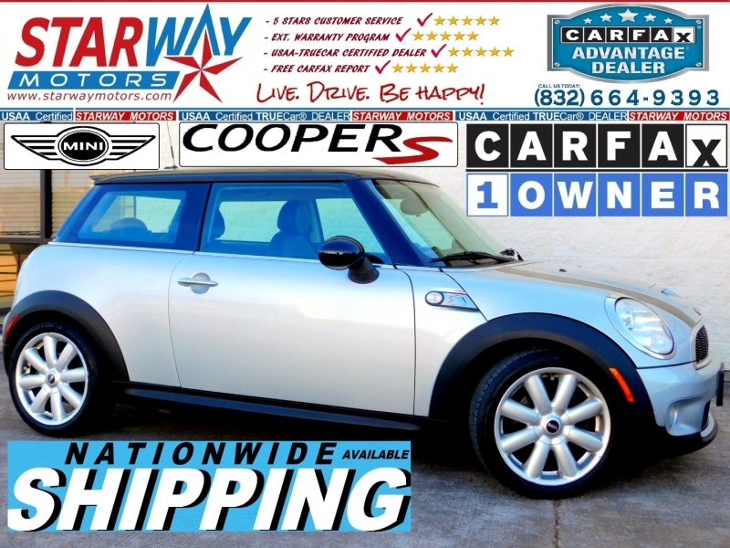 Mini Cooper Hardtop 2009 price $9,985