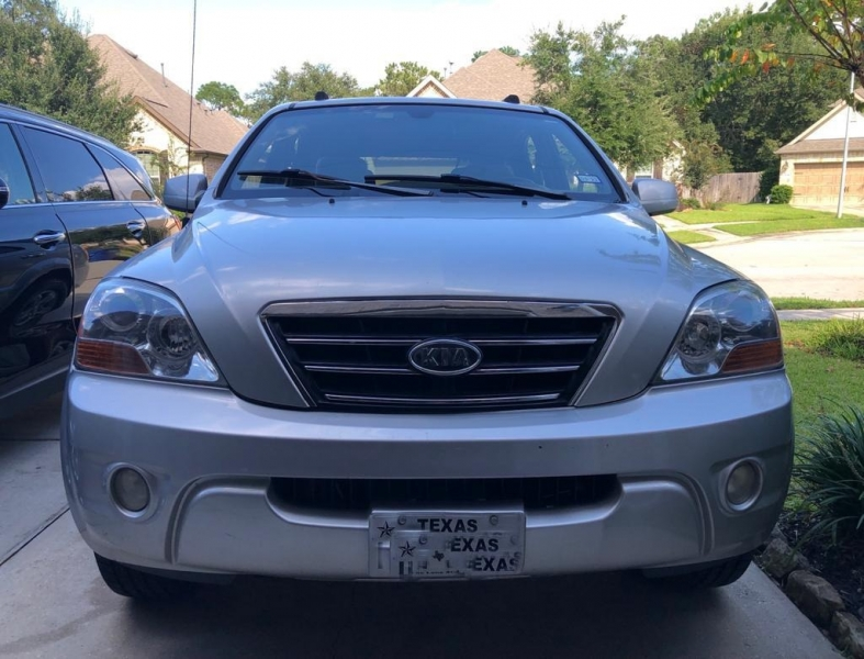 Kia Sorento 2008 price $5,500