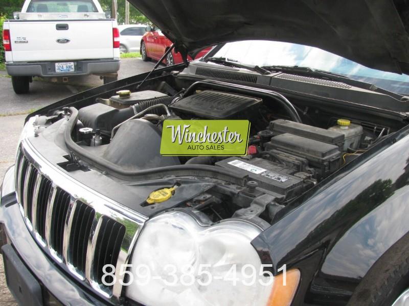 Jeep Grand Cherokee 2006 price $1,950