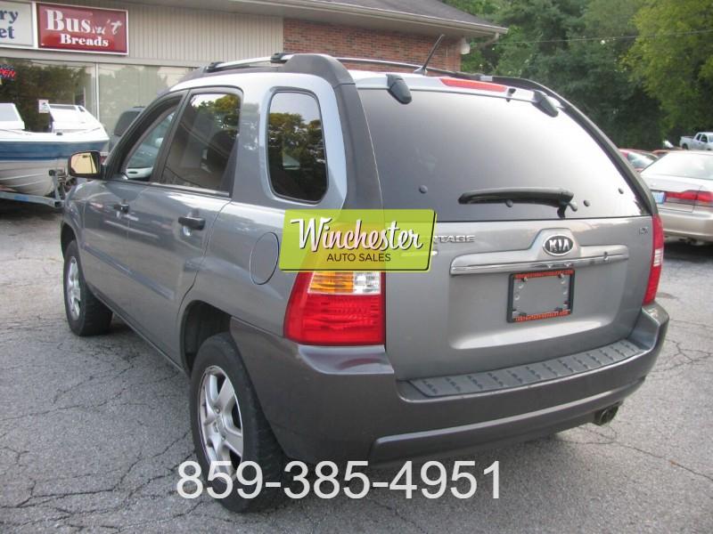 Kia Sportage 2007 price $2,350