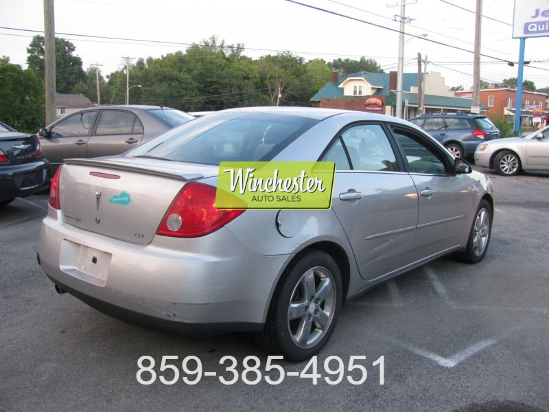 Pontiac G6 2006 price $2,350