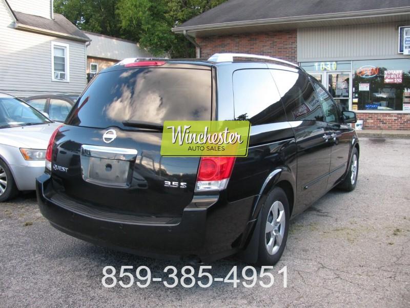 Nissan Quest 2007 price $2,550