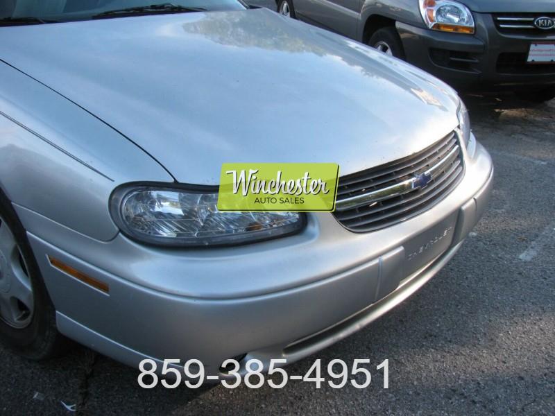 Chevrolet Malibu 2001 price $1,500
