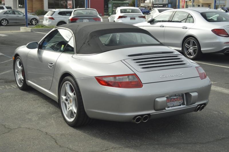 Porsche 911 CARRERA S CAB 2006 price $38,880