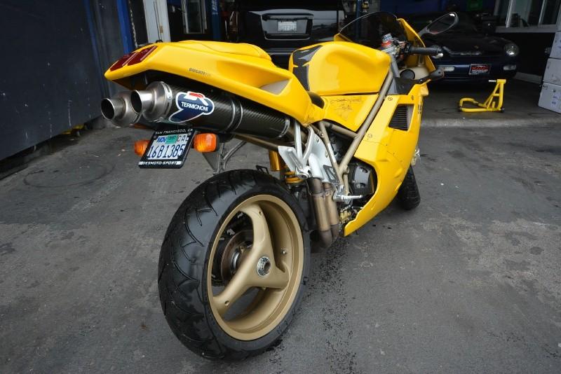DUCATI 996 1998 price $6,880